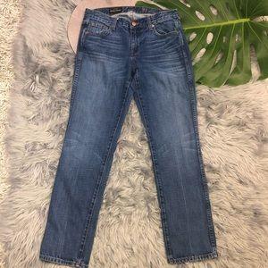 J. Crew Vintage Straight Jeans 27